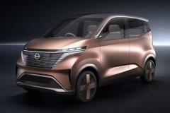 日産、軽EVのコンセプトカーを世界初公開! 東京モーターショー2019