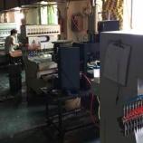 『ソフトPVCの成型工場様子を動画にアップしました。』の画像