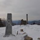 山岳移動シリーズ(東京都西多摩郡奥多摩町 雲取山 2021/01/26)