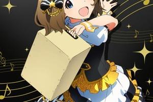 【ミリマス】「周防桃子の踏み台風折りたたみ不織布ボックス」が発売中!