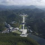 【画像】日本の山奥にある新興宗教の施設がヤバ過ぎるwwww