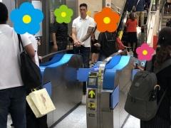 【 画像 】トーレスさん、新幹線に乗れないで迷子になってる模様・・・