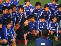 シャルケ内田が東京五輪世代に辛口エール!「この中の何分の一かは消えていく」