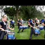 『【DCI】ドラム必見! 2015年アカデミー・ドラムライン『インディアナ州インディアナポリス』準決勝本番前動画です!』の画像