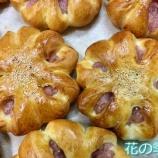 『花の季苑/3月のパンは『桜のパン』です!!』の画像