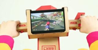 『Nintendo Labo』、今後もスイッチのToy-Con対応ソフトは増える予定