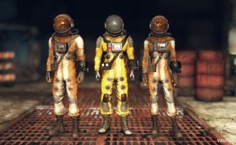 防護スーツ(Hazmat suit)