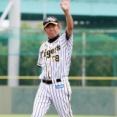 阪神平田2軍監督「みんな自覚してる」鳴尾浜を視察