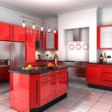 『マネしたい色使い!カラー別に見る海外の素敵キッチン』の画像