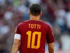 トッティさん、ローマの練習場に入るくらいなら死を選ぶ模様…