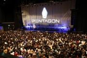 【韓流】圧倒的な人気で赤丸急上昇中のPENTAGON、ついに日本鮮烈デビュー!野生美溢れるゴリラ・パフォーマンスに熱狂