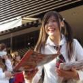 北陸ご当地アイドル「おやゆびプリンセス」ミニコンサート その41(みゆっぺ(島田実祐))