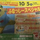 『【週刊はまつー】ふなっしーがウナギ目当てに浜松にやってくるぞー!&2015年のミス浜松が美人時計に登場してる 他』の画像