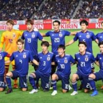 サッカー日本代表(A代表)の出場経験のある海外クラブで打線・・・