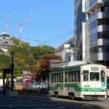 『熊本市電 1090形 2019 ①』の画像