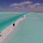【動画】中国、青海省の東台吉乃爾湖が美しすぎる!中国版「モルディブ」だと話題に [海外]