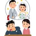 今の20代「結婚はするメリットが皆無。 リスクに対するリターンが見合ってなさすぎ」