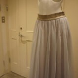 『FABIANA FILIPPI(ファビアナフィリッピ)ロングチュールスカート』の画像