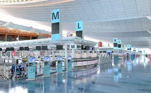 現在の羽田空港国際線ターミナル