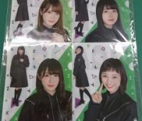 【欅坂46】ローソンの欅ちゃんコラボクリアファイルもうもらってきた?