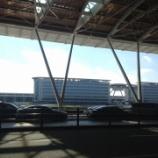 『上海ラーメン視察【3日め】(その7)上海浦東空港から成田空港へ(上海・上海浦東空港)』の画像