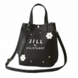 【新刊情報】JILL by JILLSTUART 2WAY FLOWER SHOULDER BAG BOOK 《特別付録》 2WAYトートバッグ
