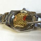 『時計の電池交換はタイムズギアへ!』の画像