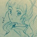 【モバマス】中の人が描いた奈緒