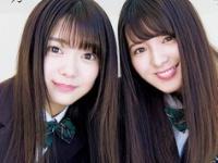 【欅坂46】田村保乃と関有美子って、坂道同期のデュオとしては史上最強感あるよな