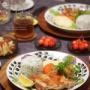 【献立】鶏のマキシマムステーキとたかシェフのアリゴと。~清く正しく(夫の)10万円~