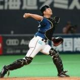 『【朗報】日本ハム・中嶋聡 実働28年目記録』の画像