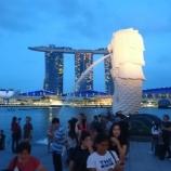 『シンガポール:4月7日~1か月間の学校や職場を閉鎖、マレーシア:4月14日迄入国制限の延期』の画像
