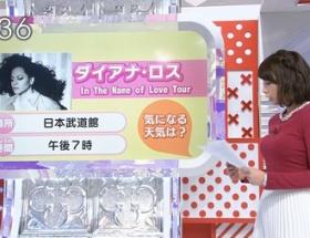【画像】TBSの新人・宇垣美里アナ(23)がロケットおっぱい
