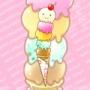 beforeafter★2012年→2019年の絵を比較!「アイスクリーム」