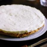 『焼かずに簡単★レアチーズケーキ【クックパッドアンバサダー2021】【レシピ2077】』の画像