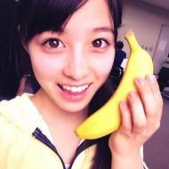 橋本環奈のバナナを使ったすっぴん姿に反響続々[画像あり] アイドルファンマスター
