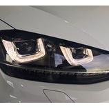 『【スタッフ日誌】VW純正 Golf7 R ヘッドライトレトロフィット人気再燃!』の画像
