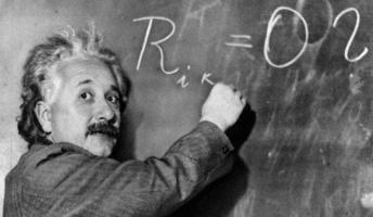 アインシュタイン「このワシに勝負じゃと……?」