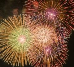 県内4会場で花火打ち上げ!『TOYAMAリレー花火プロジェクト』12日実施!ケーブルテレビとネットで生中継も!