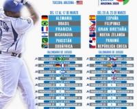 【朗報】WBC2021予選の出場国と日程が決まる
