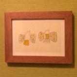 『リノベ記録32:今のトイレ小物はこんな感じだよ、のはなし』の画像