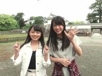 矢島舞美ちゃんと上國料萌衣ちゃんの二人旅が面白い