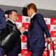 田嶋会長「西野監督を信じ、任せてよかった。(後任、続投については)まだ話していません」 ベルギー戦を終えコメント