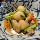 『根野菜の煮物』の画像
