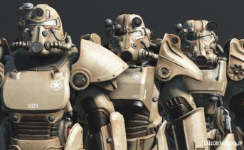 Military Tan Paint for All Power Armors