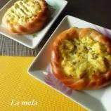 『惣菜パンとショコラブレッド』の画像
