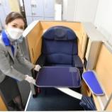 『【悲報】ANAさん、赤字がヤバすぎてファーストクラスのシートや飛行機の窓をヤフオク出品wwwwwww』の画像