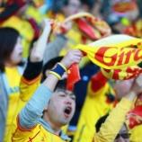 『J3開幕! 北九州 新スタジアムでJ3最多入場更新! 試合は秋田に1-1のドロー』の画像
