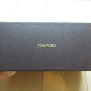 トムフォード眼鏡をサングラスにした