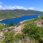 『シラネアオイを求めて野反湖・八間山(1935m) 2020年6月7日 晴れ』の画像
